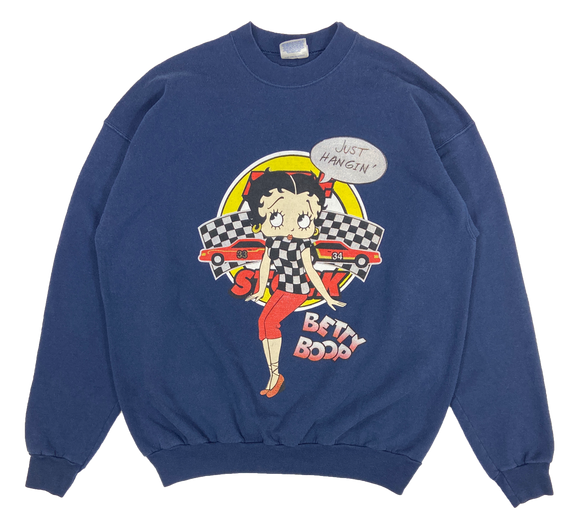 Betty Boop Vintage Sweat-Shirt / 719