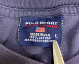 90's Polo Sports Vintage T-Shirt / 747