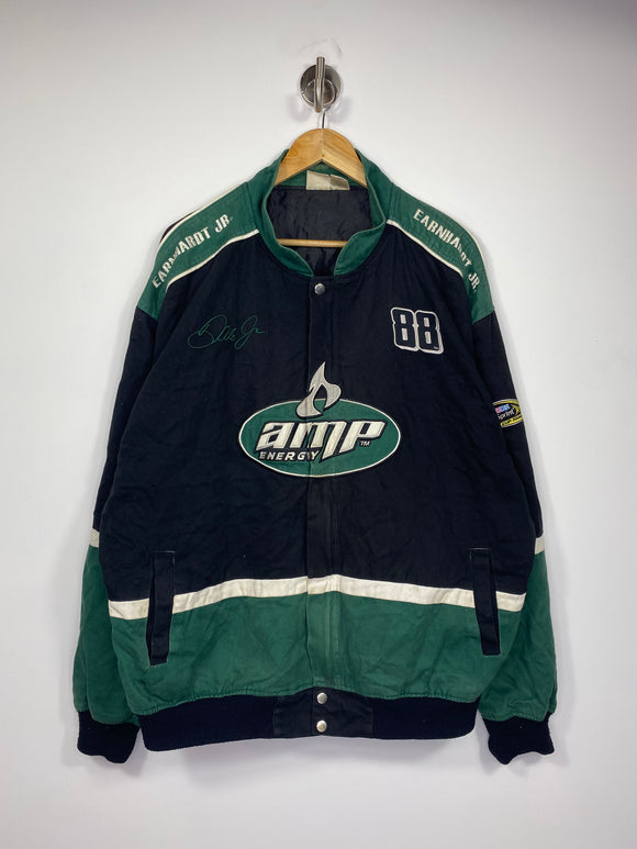 Vintage NASCAR Earnhardt JR amp Energy Racing Jacket / 4729
