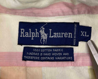 90's Polo Ralph Lauren Vintage Long Sleeve Shirts / 834