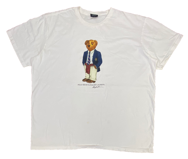 90's Ralph Lauren Polo Bear T-Shirt / 844