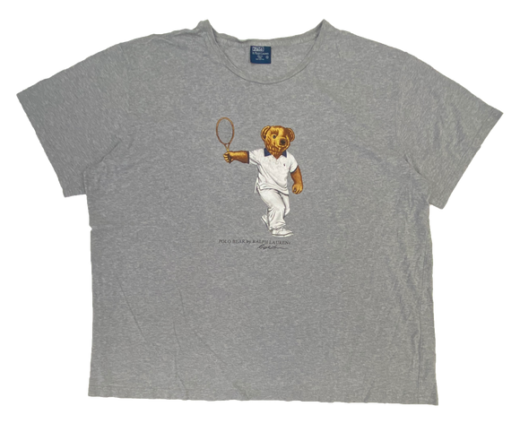 90's Polo Bear Ralph Lauren Vintage T Shirt / 849