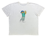 Vintage Polo Bear Ralph Lauren T Shirt / 859