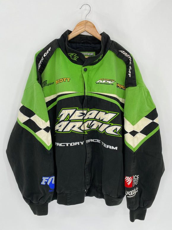 Vintage Team Arctic Size XXXL Racing Jacket / 5474