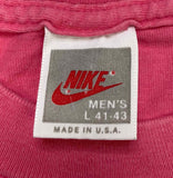 90's Nike Silver Tag Short Length Made in USA Vintage T-Shirts / 915