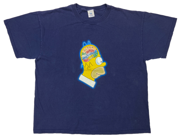 2001 Simpsons Vintage T-Shirt / 92