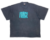 90's Nike Force Silver Tag Vintage T-Shirts / 923