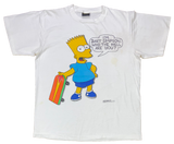 1989 Simpsons Bart Vintage T-Shirt / 93