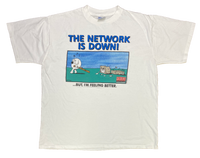 90's Scott Adams Dilbert Softwear Made in USA Vintage T-Shirts / 962