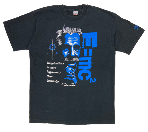 90's Einstein Made in USA Vintage T-Shirts / 965