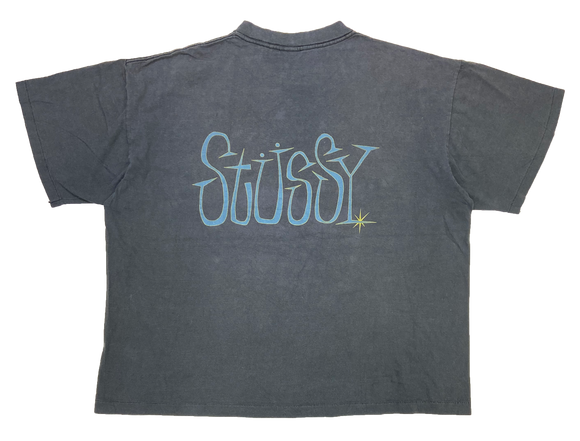 90's Stussy Made in USA Vintage T-Shirts / 970