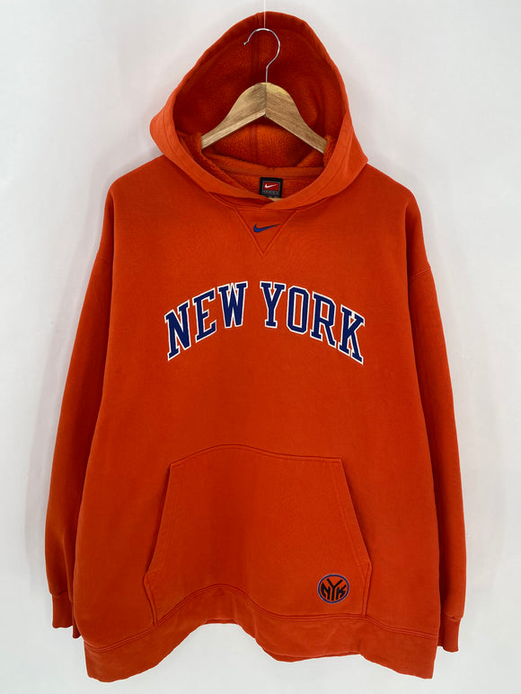 00' NIKE NEW YORK Size XL Vintage Sweat-Shirt / 6963