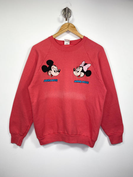 Disney Mickey and Minnie Made in USA Sweat-Shirts / 4521