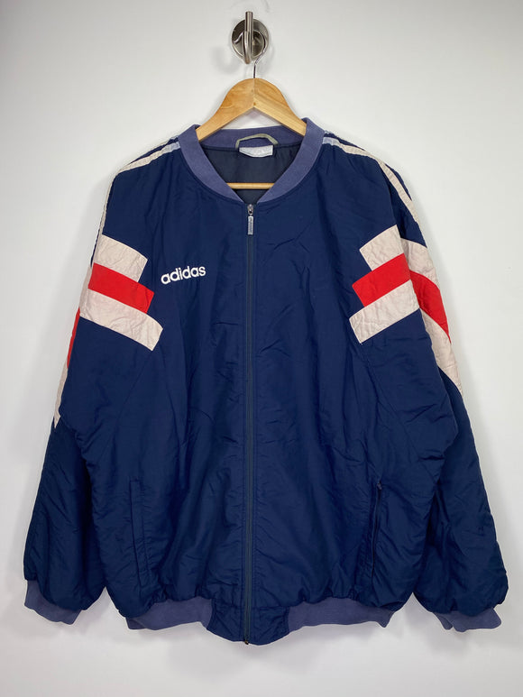 90's ADIDAS Vintage Polyester Jacket / 5040