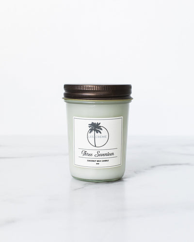 Candle Three Seventeen Scent Coconut Wax CANDLES Lights Your Life