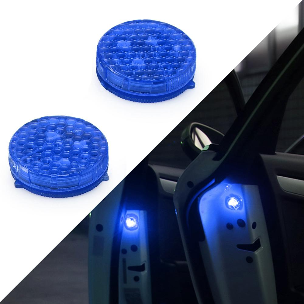 Car Door Warning Light Anti-collision Lights Safety LED Lights Your Life