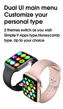 Load image into Gallery viewer, New 2020 Edition Deluxe W26 Series 6 Smartwatch for Apple IOS and Android
