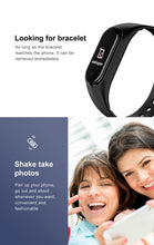 Load image into Gallery viewer, Special Offer!  New M4 Smart Band Fitness Tracker Smart Watch