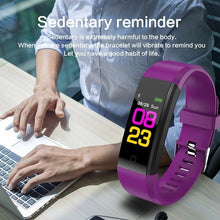 Load image into Gallery viewer, CasaXFit Smart Wristband 115 Plus