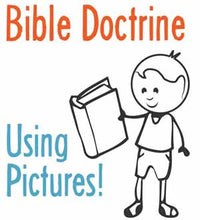 Teach Children Basic Bible Doctrine Using Pictures