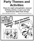 Party Themes and Activities