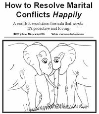 How to Resolve Marital Conflicts Happily
