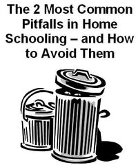 2 Most Common Pitfalls in Home Schooling, and How to Avoid Them