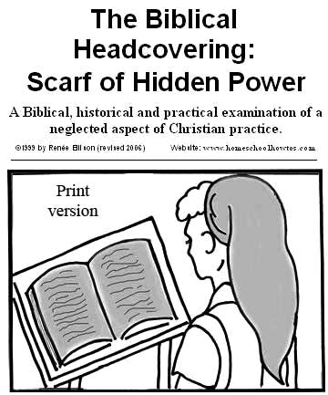 The Biblical Headcovering: Scarf of hidden power