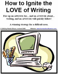 How to Ignite the Love of Writing