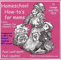 Homeschool How-To: Audio of DOMESTIC tips PLUS by Renee in MP3 format