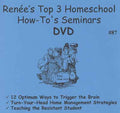 Top Homeschool How-To Seminars on DVD