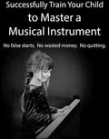 How to Successfully Train Your Child to Master a Musical Instrument