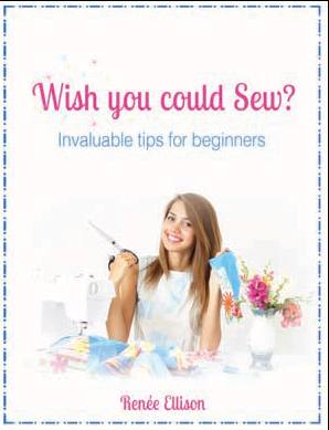 Wish You Could Sew?  Invaluable sewing tips