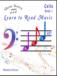 Show Notes Cello Book 1: Learn to read music