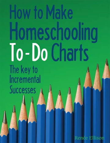 How to Make Homeschooling To-Do Charts