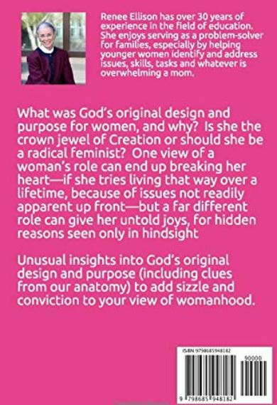 Woman: Crown jewel of Creation or radical feminist?