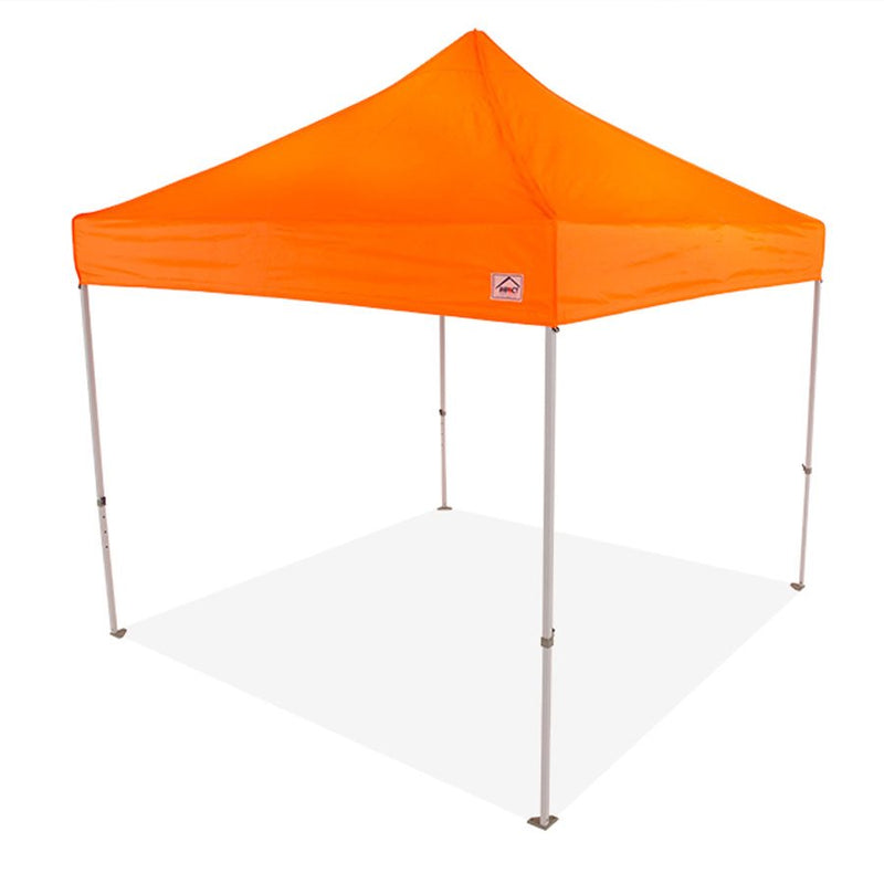 10x10 ML Pop up Canopy Tent Aluminum Commercial Grade with Roller Bag - Impact Canopies USA