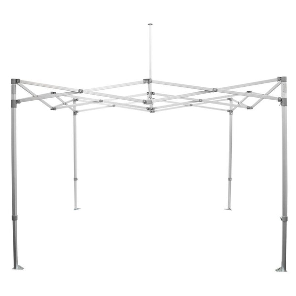 10x10 CL Pop up Canopy Tent Replacement Steel Frame - Commercial Grade - Impact Canopies USA