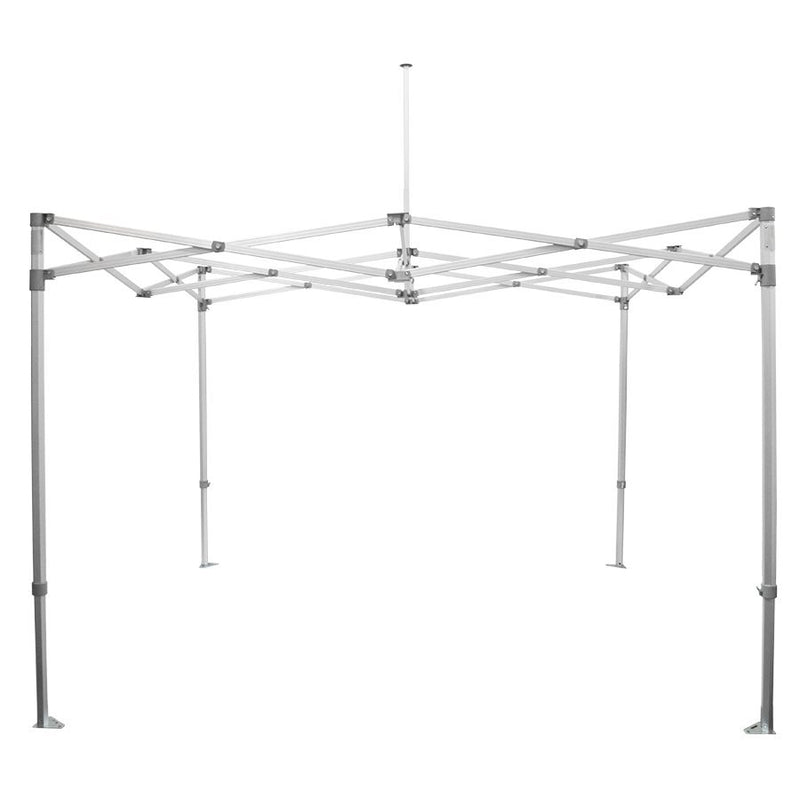 10X10 M Pop up Canopy Tent Replacement Aluminum Frame - Commercial Grade - Impact Canopies USA