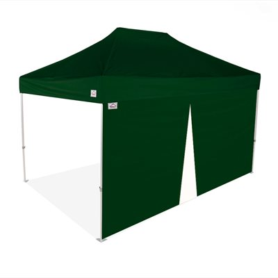 15' Middle Zipper Sidewall  500 Denier Polyester - Impact Canopies USA
