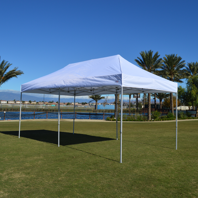 10x20 Canopy Tent Outdoor Gazebo Party Wedding Tent - White - Impact Canopies USA