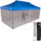 10x20 ML Food Service Vendor Canopy Tent with Roller Bag