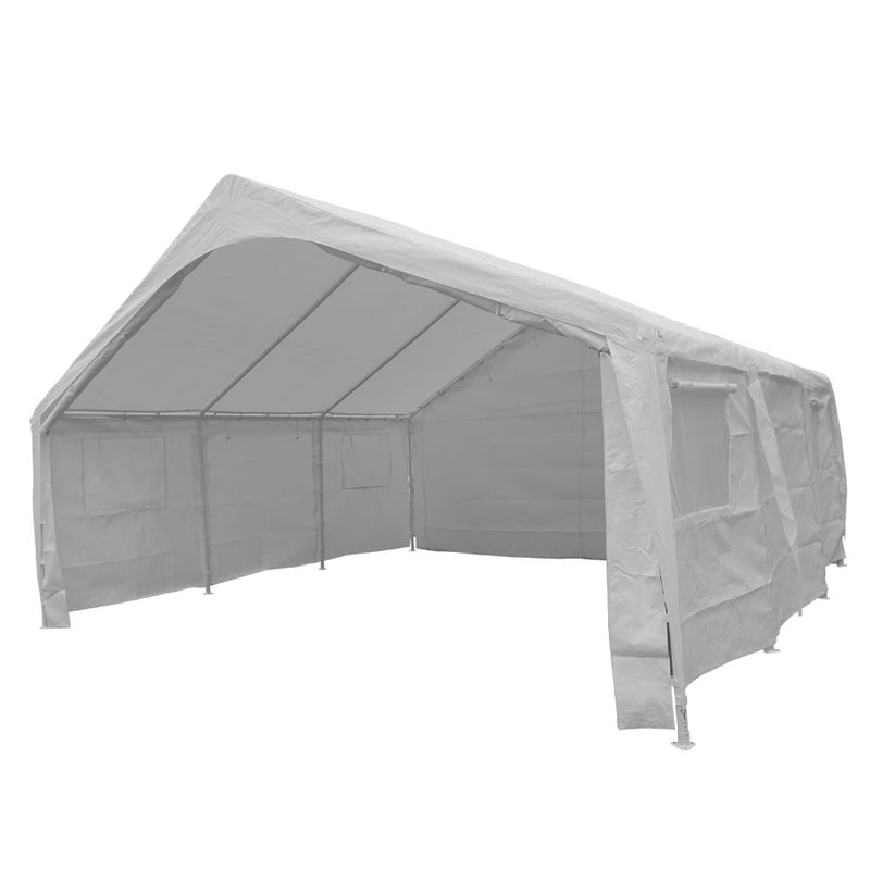 Sidewalls for 20x20 Portable Carport Event Tent - SIDEWALLS ONLY - Impact Canopies USA