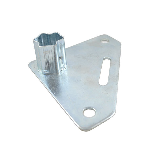 Part B.Steel Foot Pad, ML Frame Replacement Part - Impact Canopies USA