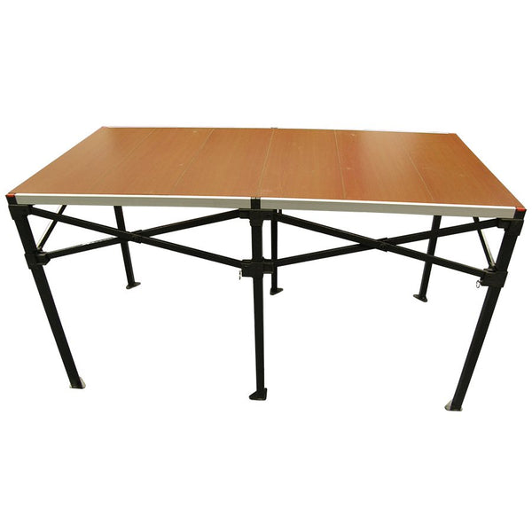 Pop Up Presentation Folding Table - Impact Canopies USA