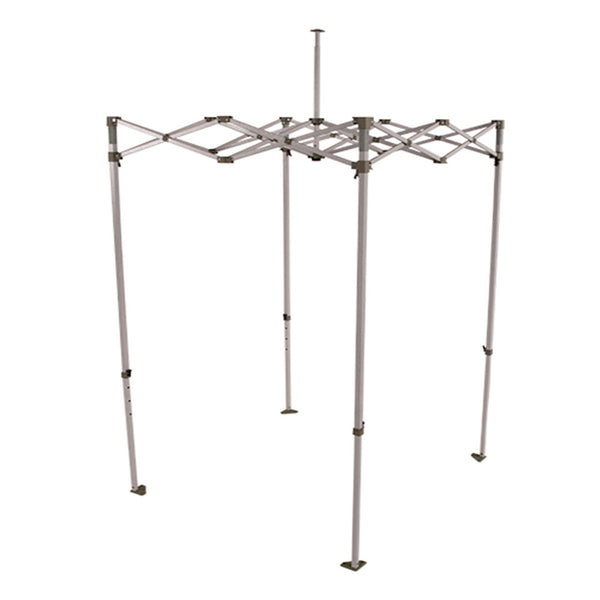 5X5 Industrial Steel Pop up Canopy Replacement Frame - DS