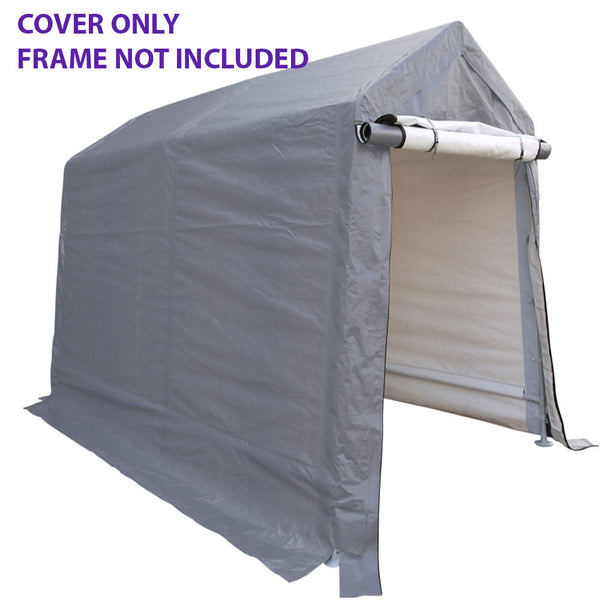 Replacement cover for 7x12 Portable Shed