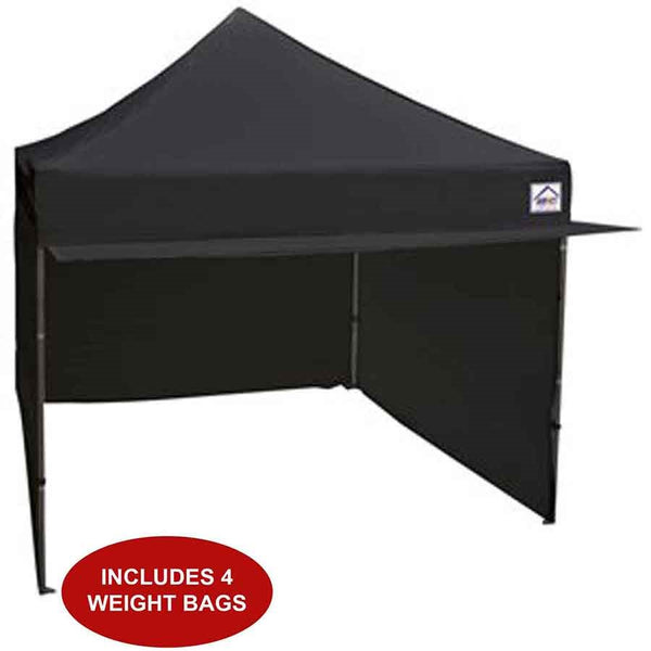 10x10 ALUMIX Pop up Canopy Tent Market Canopy with Weight Bags - Impact Canopies USA