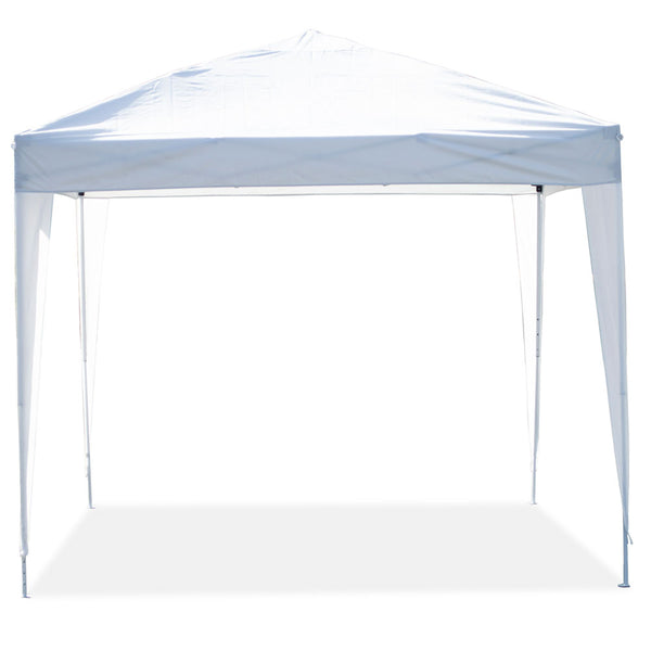 10'x10' EZ Pop Up Canopy Outdoor Dressed Leg Wedding Party Tent Folding Gazebo - Impact Canopies USA