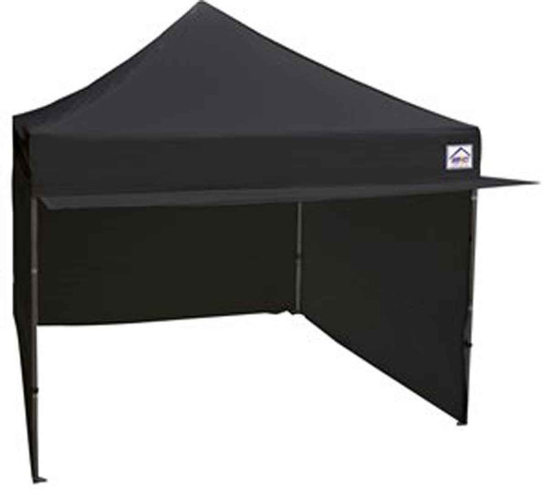 10x10 Alumix Pop Up Canopy Tent Side Walls and Awning - Impact Canopies USA